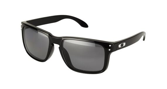 Oakley Holbrook polished black/grey polarized